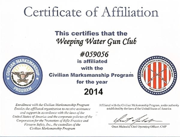 Certificate-Of-Affiliation